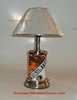 Tennessee Volunteers lamp
