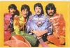 The Beatles Sgt Pepper  Poster 1967