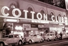 The COTTON CLUB Art Print