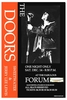 The Doors & Jim Morrison at The Forum  Los Angeles 1968 Concert Poster
