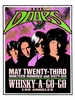 The DOORS at WHISKEY A GO GO 1966 on the Sunset Strip