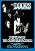 The Doors Concert 1968 Hollywood Bowl Poster