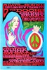 The Doors Concert Poster 1967 New Years Eve