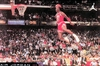 THE DUNK Michael Jordan  art Print - FREE Shipping