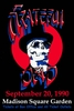 The Grateful Dead Concert Poster 1990 New York City