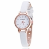 Girls Ladies Wristwatch Thin Belt Rhinestone Jewelry