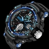 Wristwatch Chronograph  LED Digital Quartz Jewelry Free Shipping