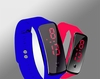 2017 New Touch Screen LED Bracelet Digital Watch