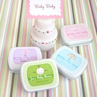 Baby Shower Mint Tins (candy NOT included)