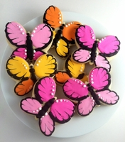 Butterfly Cookie Favors