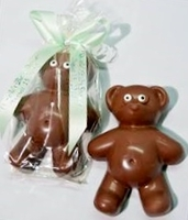 Chocolate Teddy Bear Favors