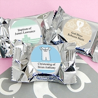 Christening / Baptism Personalized Peppermint Patties