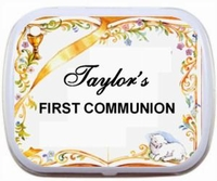 06T - First Holy Communion Mint Tins
