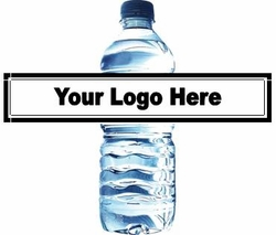 Corporate Water Bottle Labels