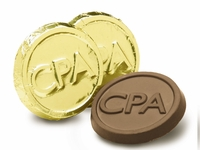 CPA Chocolate Coins