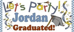 GRA-05CW Lets Party Graduation Candy Bars
