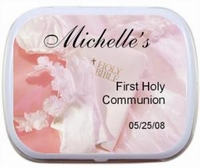 07T - Holy Bible First Communion Mint Tins