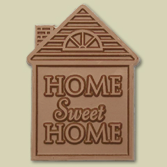 Home Sweet Home Chocolate ( case of 50)