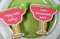 Margarita Cookie Favors