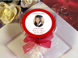 Personalized Cookie Favors Graduation Party Favors Edible