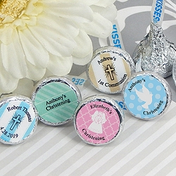 Personalized Hershey Kisses
