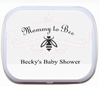 Personalized Mint Tins - Mommy to Bee
