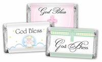 Religious Mini Candy Bar Favors