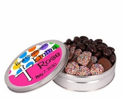 First Holy Communion Candy Tins