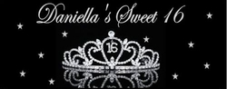 SS-007CW Sweet 16 Tiara Candy Bars and Wrappers