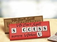 Success Without U Chocolate Bars (case of 50)