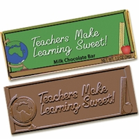 Teacher Appreciation Chocolate (case of 50)