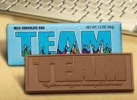 TEAM Chocolate Bars (case of 50)