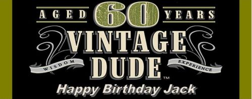 Vintage Dude 60th Birthday Favors 60th Birthday Candy