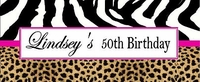 WB26CW - Zebra & Leopard Candy Bar Wrappers