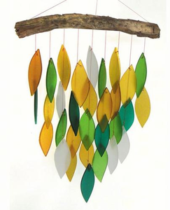Waterfall  Glass Chime