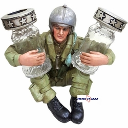 Air Force Salt And Pepper Holder