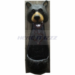 Black Bear Bottle Opener