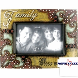 Family 6x4 Picture Frame