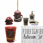 Firefighter Bathroom Set