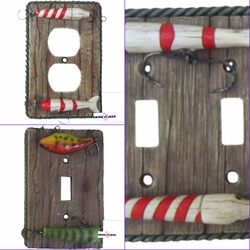 Fishing Lure Electrical Covers