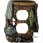 Fly Fishing  Outlet Cover