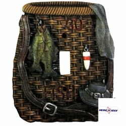 Fly Fishing  Single Switch Covers