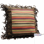 Montana Pillow with Fringe