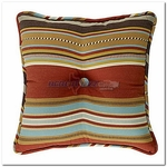 Montana Striped Tufted Pillow