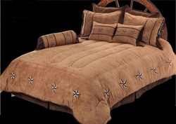 Patched Star  Bedding Full