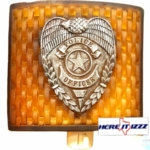 Police Department Law Officer Night Light