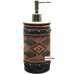 Southwestern Aztec Arrow  Lotion Pump