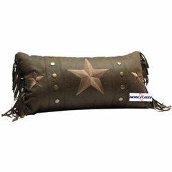 Triple Star Chocolate Neck Pillow