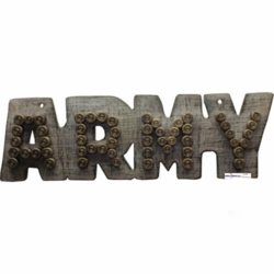 United States Army Bullet Wall Sign