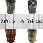 Wastebaskets and Trash Cans